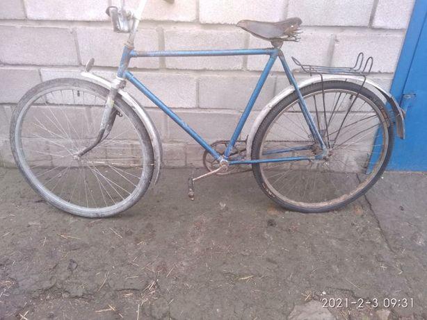 """Породам велосипед """"Украина"""" б/у"""