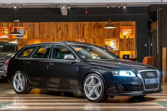 Audi RS6 Avant 5.0 V10 quattro Tiptronic