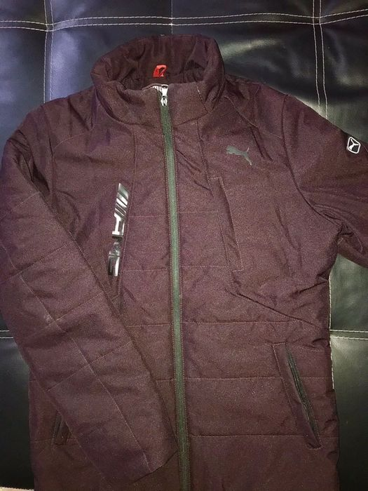 Продам зимову куртку PUMA Луцк - изображение 1
