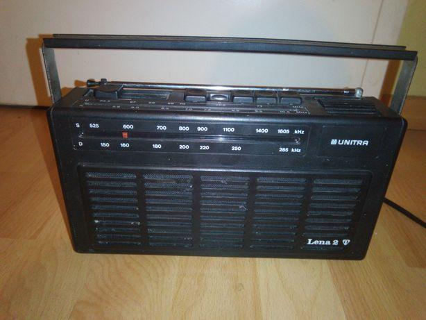Radioodbiornik UNITRA Lena 2