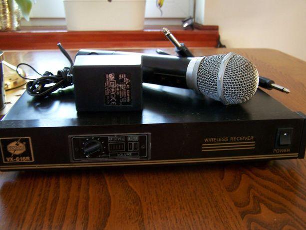 mikrofon bezprzewodowy SEKAKU VX-616R