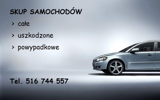 Skup Aut Samochodów Kalisz i Okolice GOTOWKA!!Zlomowanie aut pojazdow
