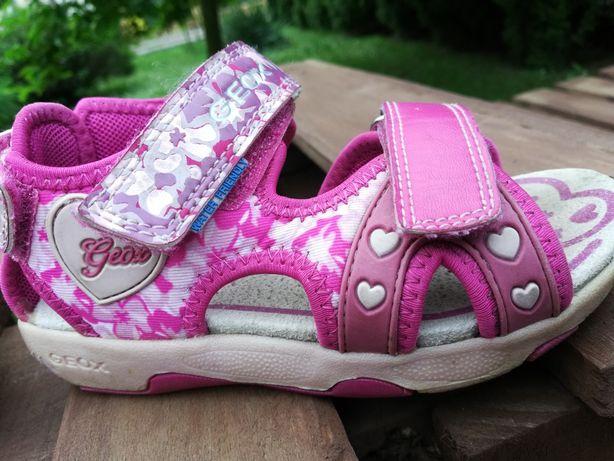 Sandałki GEOX rozmiar 26. Wkładka 16.5cm
