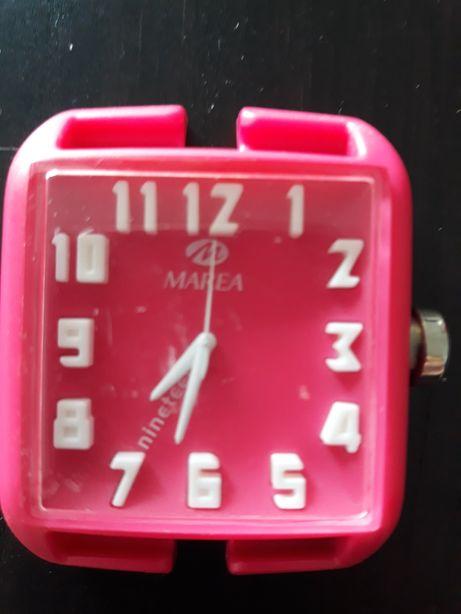Relógio Marea rosa entrego em mãos em Beja