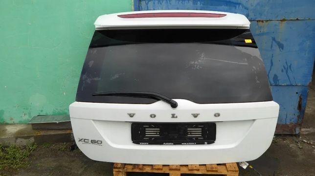Volvo XC60 дверь крышка багажника четверть крыша зеркало