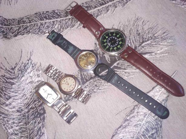 Обмен разные часы
