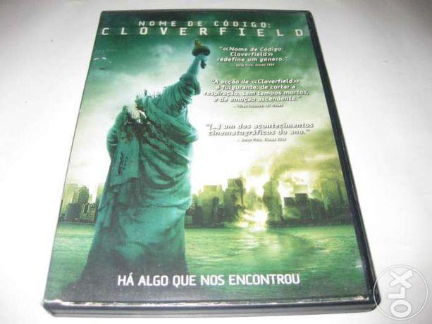 """DVD """"Nome de Código- Cloverfield"""""""