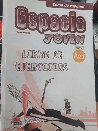 Espacio joven hiszpański