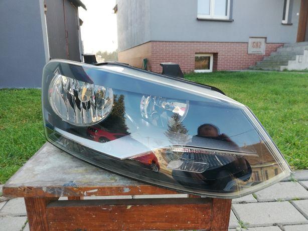 Reflektor prawy VW Polo 6R 5 2012 lampa przód