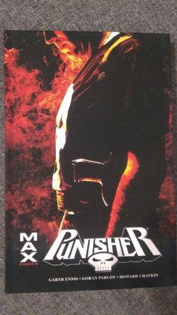 Punisher Max tom 5 Garth Ennis