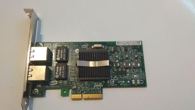 LAN Intel PRO 1000 Dual Port