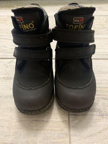 Зимние ботинки ортопедичнские Tofino