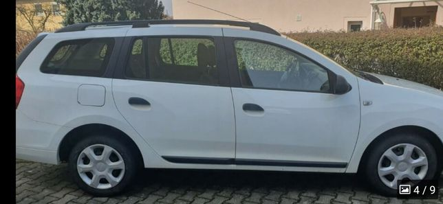 Dacia Logan MCV 2015 gasolina e GLP de fábrica