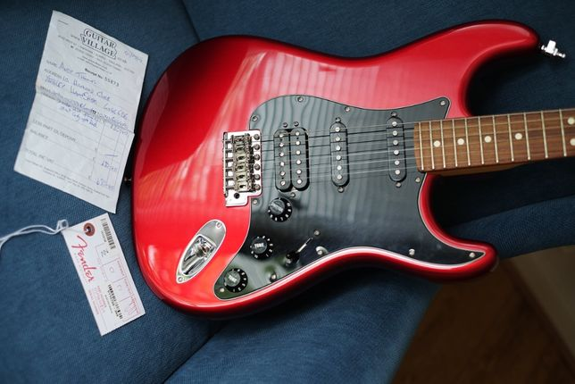 Fender Stratocaster American Special, Made in USA 2014 r. HSS