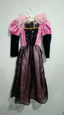 Платье принцессы рост 116СМ