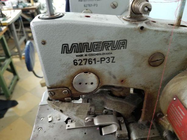 Петельная машина, глазковая петля, minerva 62761-P3 и 62761-P3Z , 2шт.
