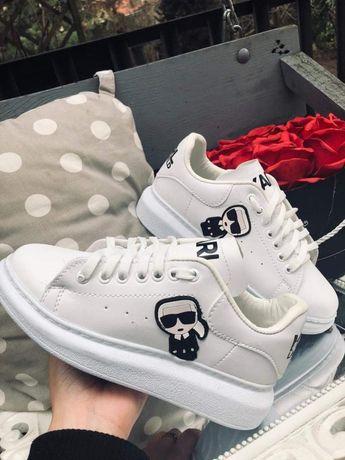 Buty damskie trampki sneakersy Karl Lagerfeld 36 do 40 kolory