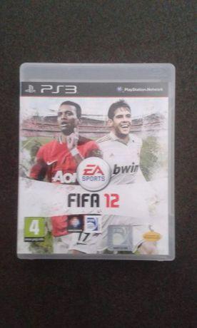 Jogo do Fifa 2012 para a PS3.