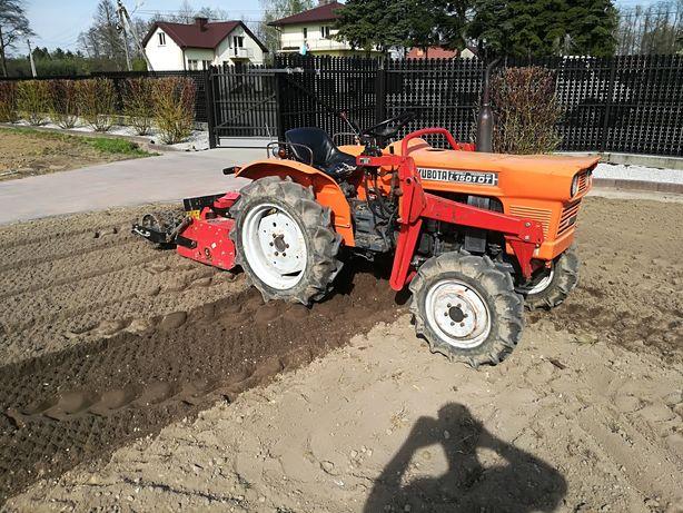 Uslugi ogrodnicze i koszenie traw