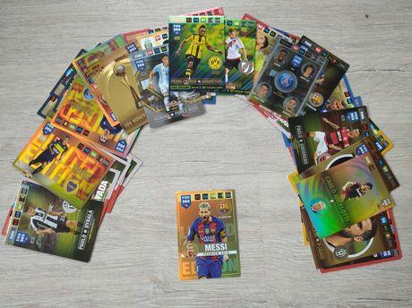 Karty Piłkarskie Panini FIFA 365  2016/2017 + Puszka na karty 16/17