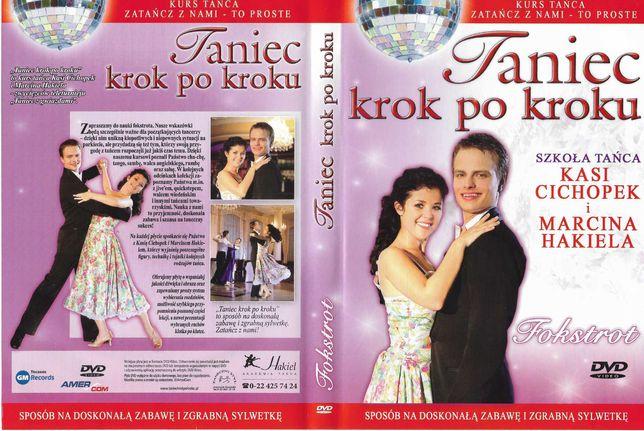 Film DVD Taniec krok po kroku Kasia Cichopek i Marcin Hakiela