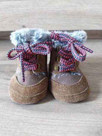 Buty dla dziecka rozmiar 15