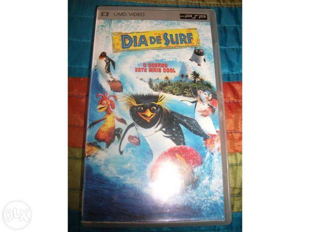 Filme para psp do Surf's Up