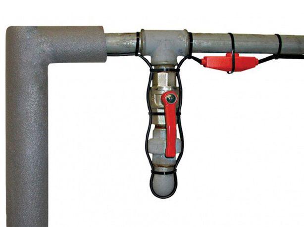 Kabel Grzewczy 4m / 64W przewód grzejny OCHRONA RUR przed ZAMARZANIEM