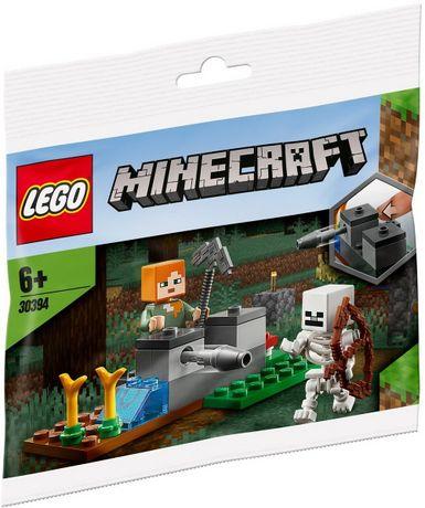 Lego Minecraft 30394 Obrona przed szkieletami