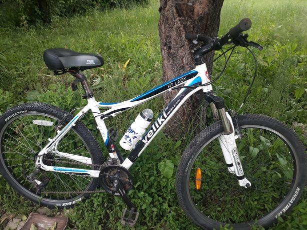 Велосипед leon hd ledy