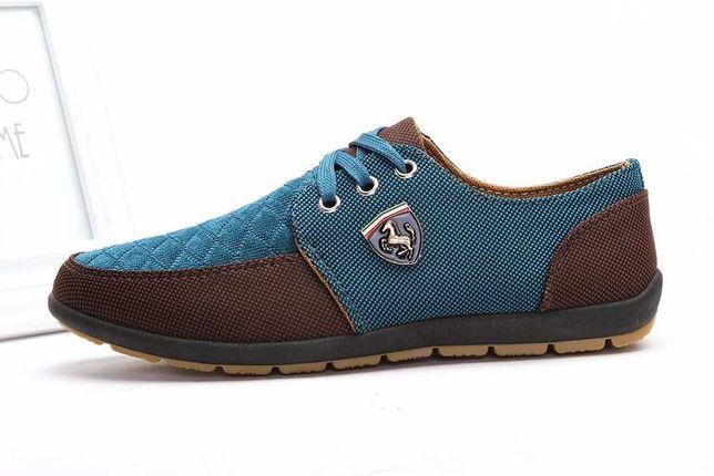 Sapatos masculinos (Cobrança disponível) [41, 42, 43 e 44 Tamanho Tem]