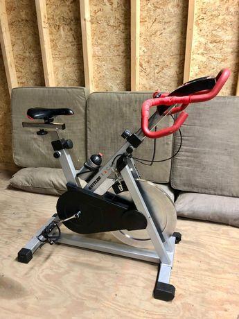Rower spiningowy Kettler Racer, nie orbitrek i wioślarz