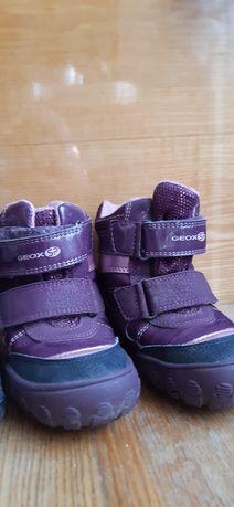 Ботинки geox 2 пары зимние