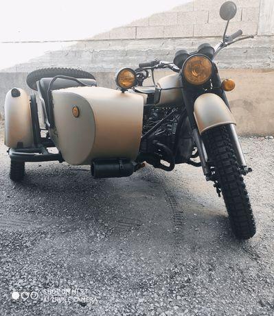 Dnepr MT 16 2 WD Sidecar