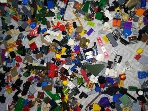 Klocki LEGO 10 kg