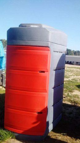 PROMOCJA tylko teraz - Zbiornik na paliwo SiBUSO 1500l z szafą RADOM