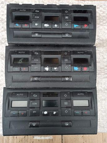AUDI A4 B6 00-04R panel kimatronika klimatyzacji nawiewu 8E0820.043B