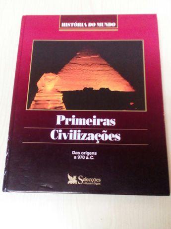 Primeiras Civilizações.