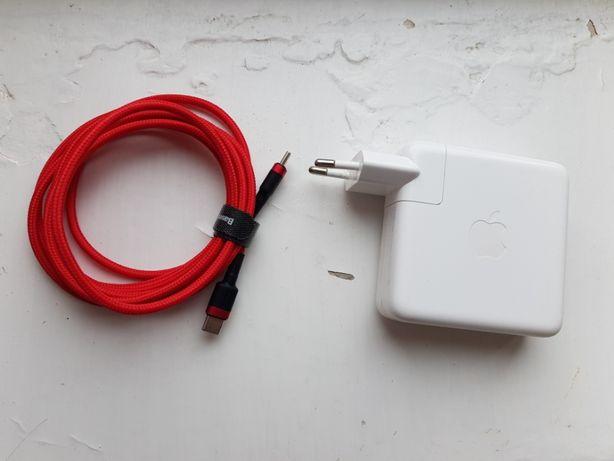 Зарядка Apple 87W USB-C Power Adapter адаптер блок живлення оригинал