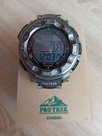 Часы Casio Pro Trek PRW-2500T