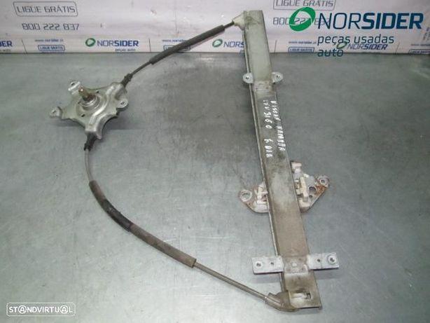 Elevador frente direito Nissan Navara (D22)|98-01