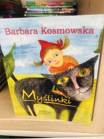 """Myślinki"" Barbara Kosmowska"