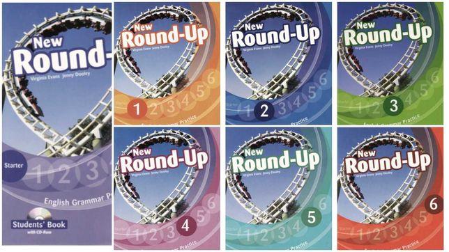 New Round-Up Starter,1,2,3,4,5,6