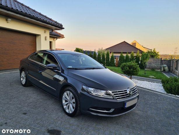 Volkswagen CC 1.4 TSI 160KM + LPG SERWISOWANY zakupiony w polskim salonie 2013r