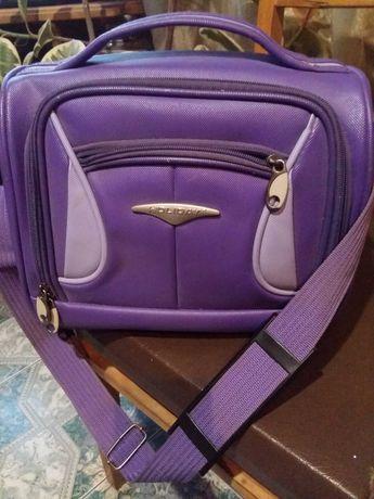 Сумка Holiday ранец саквояж для школы косметики