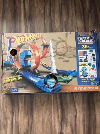 Tor elektryczny Hot Wheels 35 elementow