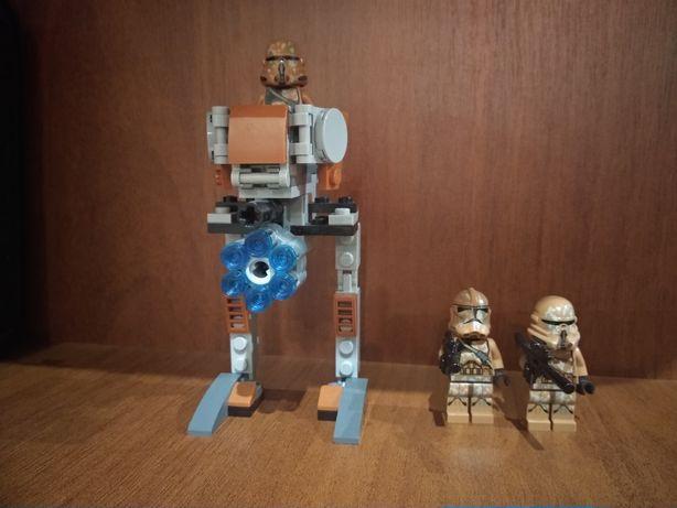 Набор Lego Star Wars 75089, солдаты Джеонозиса