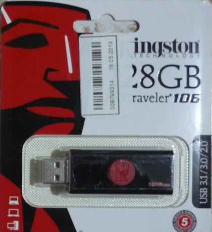 Продам Kingston DataTraveler 106 128GB USB 3.1