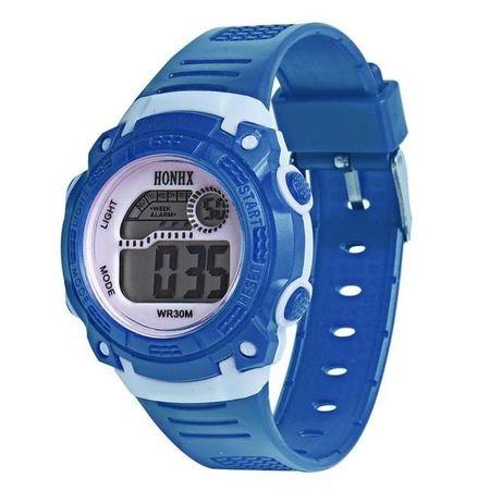 Relógio digital com alarme e outras funções