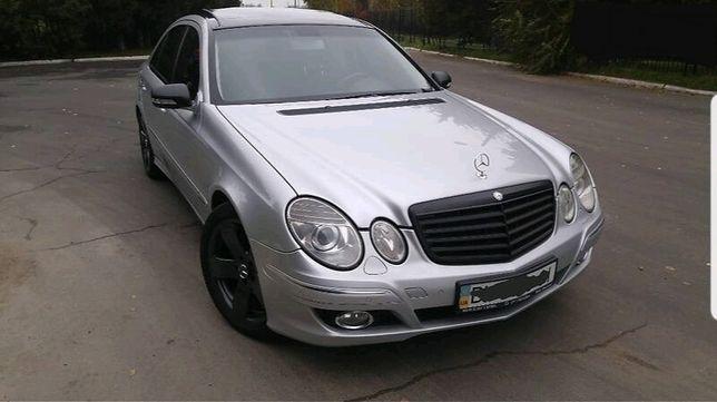 Mercedes w211 e350 4matic